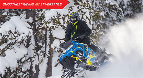 2018 Polaris 800 Switchback PRO-X SnowCheck Select in Kamas, Utah