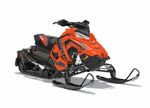 2018 Polaris 800 Switchback PRO-X SnowCheck Select in Woodstock, Illinois