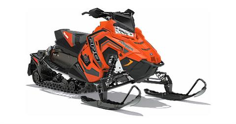 2018 Polaris 800 Switchback PRO-X SnowCheck Select in Wisconsin Rapids, Wisconsin