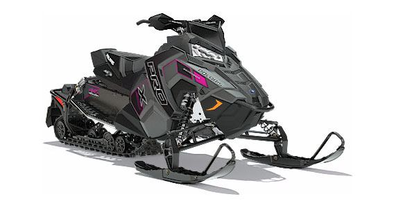 2018 Polaris 800 Switchback PRO-X SnowCheck Select in Barre, Massachusetts