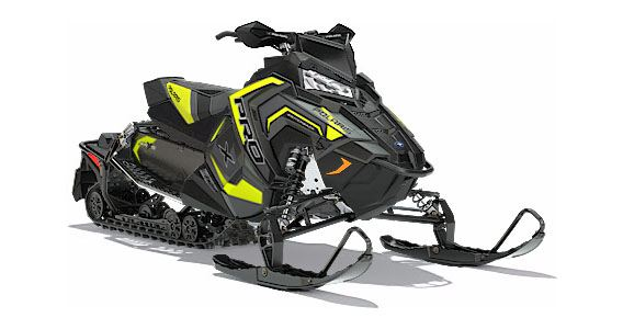 2018 Polaris 800 Switchback PRO-X SnowCheck Select in Brewster, New York