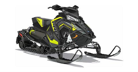 2018 Polaris 800 Switchback PRO-X SnowCheck Select in Monroe, Washington