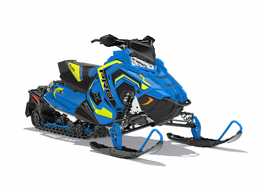 2018 Polaris 800 Switchback PRO-X SnowCheck Select in Kaukauna, Wisconsin
