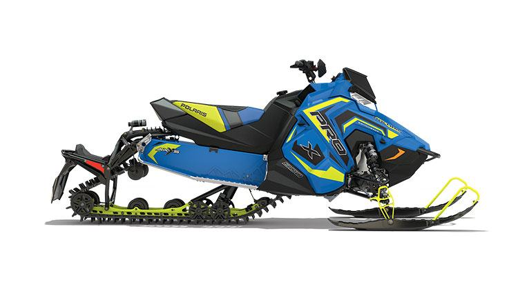 2018 Polaris 800 Switchback PRO-X SnowCheck Select in Calmar, Iowa
