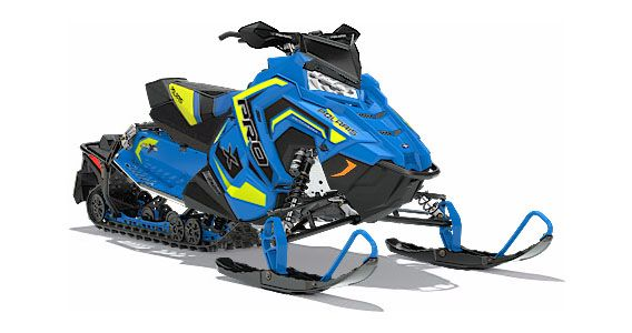 2018 Polaris 800 Switchback PRO-X SnowCheck Select in Auburn, California