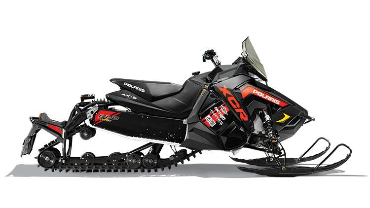 2018 Polaris 800 Switchback XCR SnowCheck Select in Brighton, Michigan