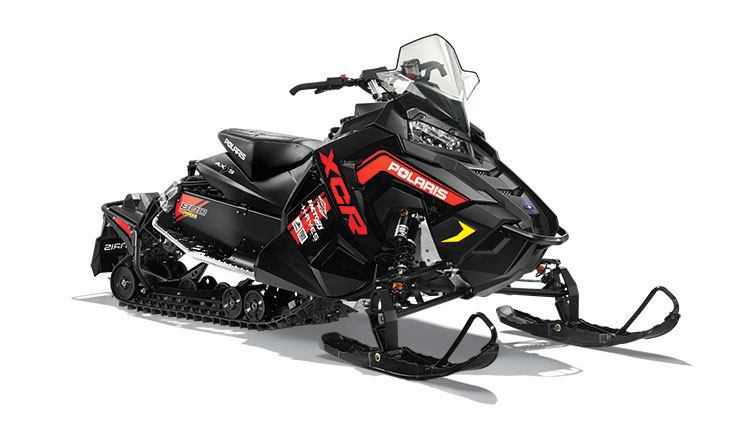 2018 Polaris 800 Switchback XCR SnowCheck Select in Troy, New York