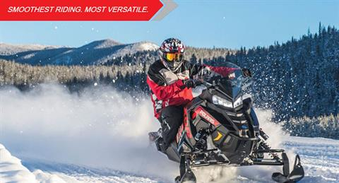 2018 Polaris 800 Switchback XCR SnowCheck Select in Utica, New York - Photo 6
