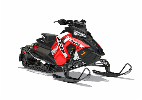 2018 Polaris 800 Switchback XCR SnowCheck Select in Elk Grove, California