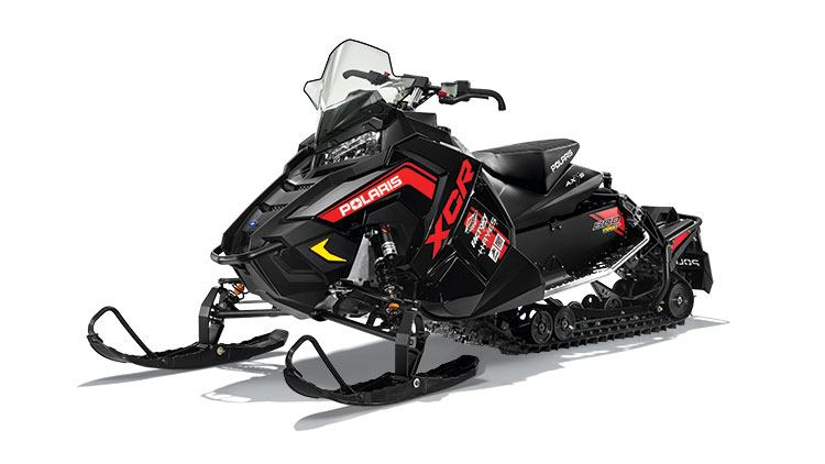 2018 Polaris 800 Switchback XCR SnowCheck Select in Lewiston, Maine