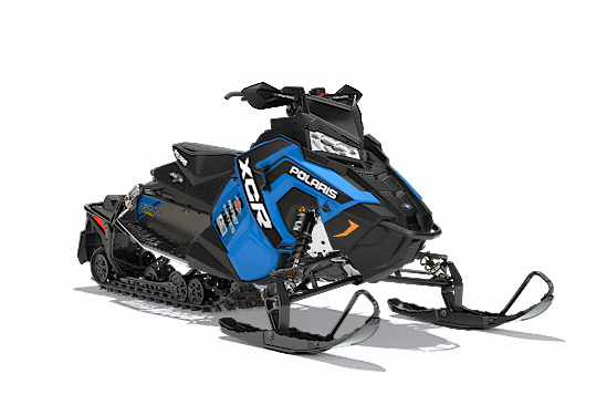 2018 Polaris 800 Switchback XCR SnowCheck Select in Sterling, Illinois