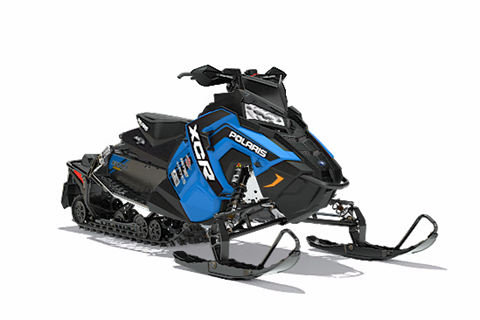 2018 Polaris 800 Switchback XCR SnowCheck Select in Mio, Michigan