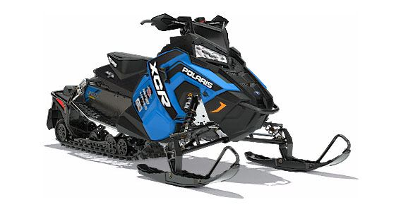 2018 Polaris 800 Switchback XCR SnowCheck Select in Pittsfield, Massachusetts