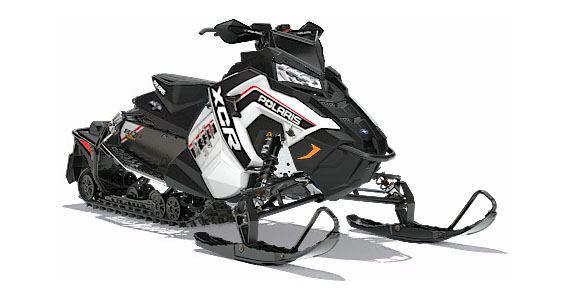 2018 Polaris 800 Switchback XCR SnowCheck Select in Gunnison, Colorado