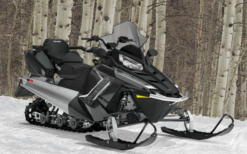 2018 Polaris 550 INDY Adventure 144 ES in Bigfork, Minnesota