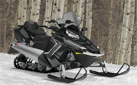 2018 Polaris 550 INDY Adventure 144 ES in Gaylord, Michigan