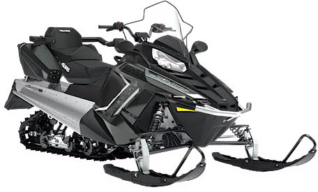 2018 Polaris 550 INDY Adventure 144 ES in Baldwin, Michigan