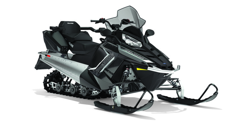 2018 Polaris 550 INDY Adventure 144 ES in Deerwood, Minnesota