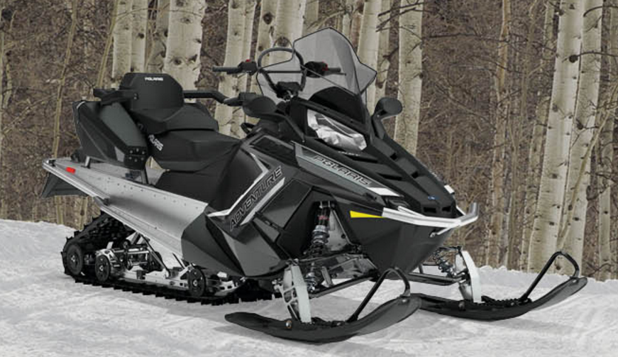 2018 Polaris 550 INDY Adventure 155 ES in Scottsbluff, Nebraska