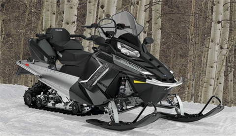2018 Polaris 550 INDY Adventure 155 ES in Gaylord, Michigan