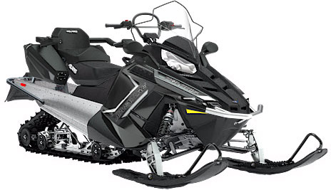 2018 Polaris 550 INDY Adventure 155 ES in Kamas, Utah