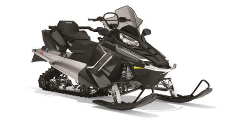 2018 Polaris 550 INDY Adventure 155 ES in Hancock, Wisconsin
