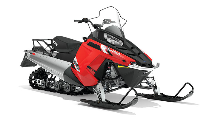 2018 Polaris 550 Voyageur 144 ES in Delano, Minnesota