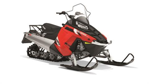 2018 Polaris 550 Voyageur 144 ES in Bigfork, Minnesota