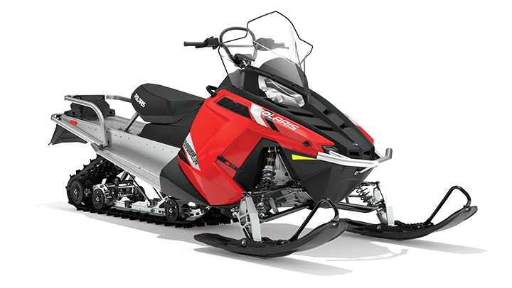 2018 Polaris 550 Voyageur 155 ES in Delano, Minnesota