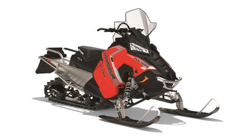 2018 Polaris 600 Voyageur 144 ES in Hancock, Wisconsin
