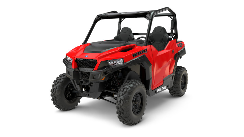 2018 Polaris General 1000 EPS in Ferrisburg, Vermont