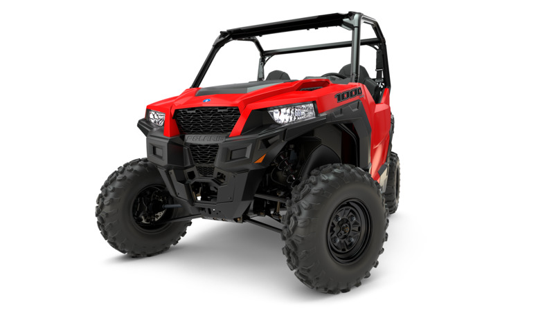 2018 Polaris General 1000 EPS in Sterling, Illinois