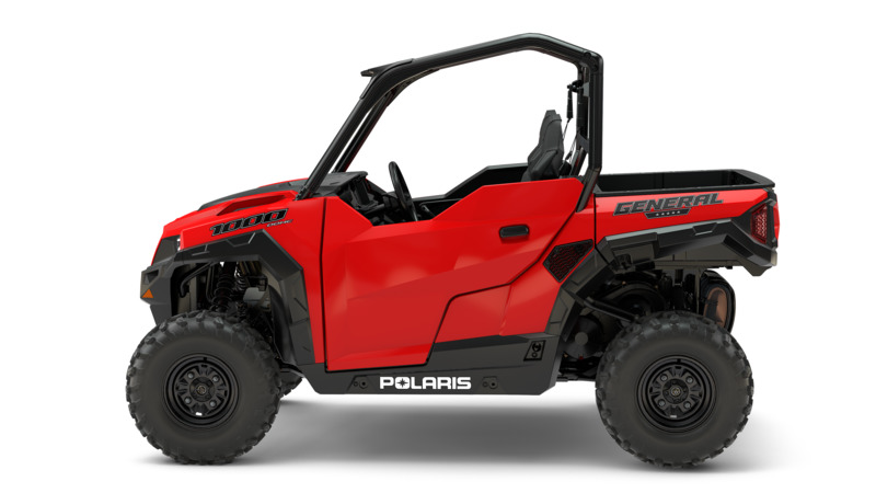 2018 Polaris General 1000 EPS in Clearwater, Florida - Photo 2