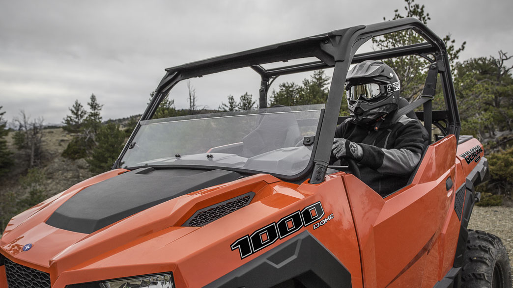 2018 Polaris General 1000 EPS in Bigfork, Minnesota