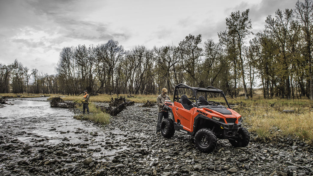 2018 Polaris General 1000 EPS in Saint Clairsville, Ohio