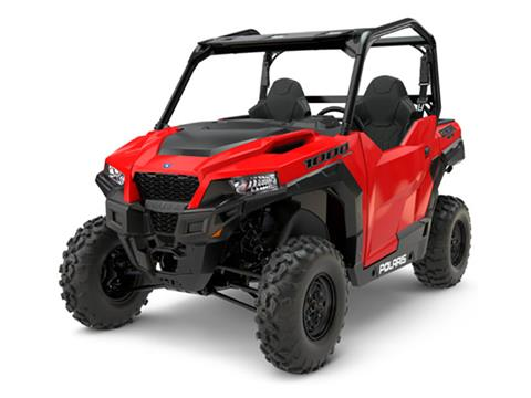 2018 Polaris General 1000 EPS in Oak Creek, Wisconsin