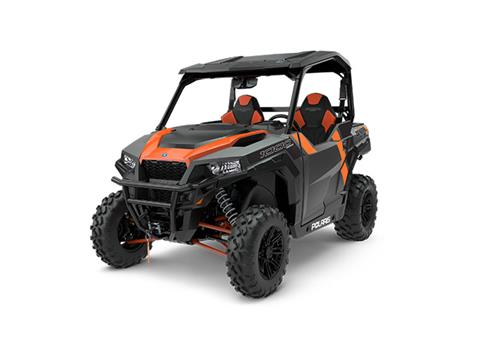 2018 Polaris General 1000 EPS Deluxe in Fond Du Lac, Wisconsin