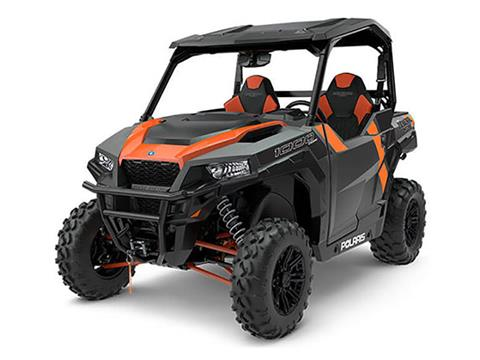 2018 Polaris General 1000 EPS Deluxe in Center Conway, New Hampshire