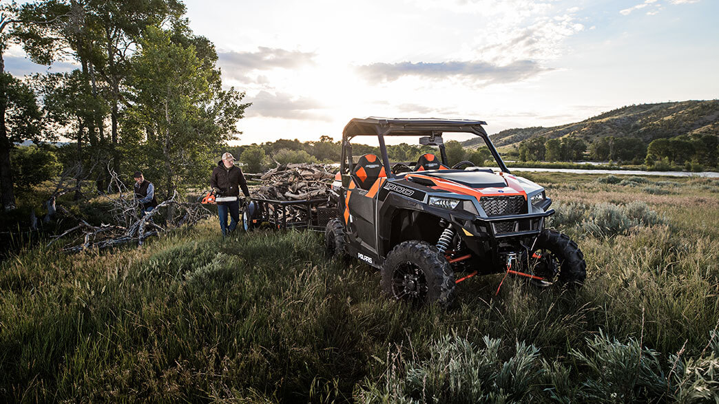 2018 Polaris General 1000 EPS Deluxe in Katy, Texas