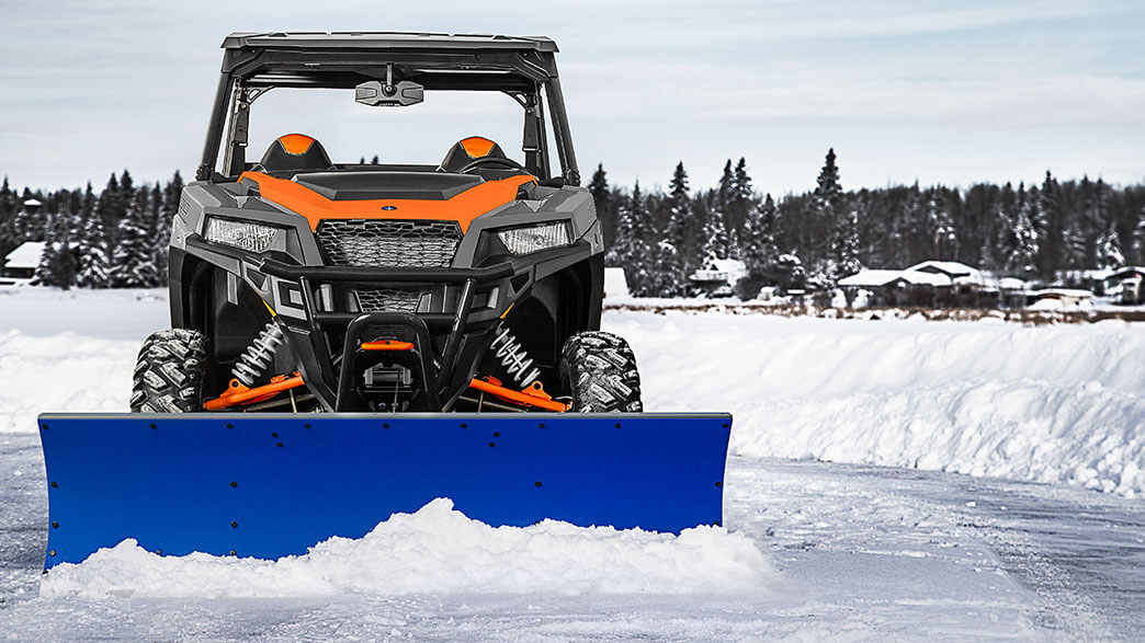 2018 Polaris General 1000 EPS Deluxe in Barre, Massachusetts