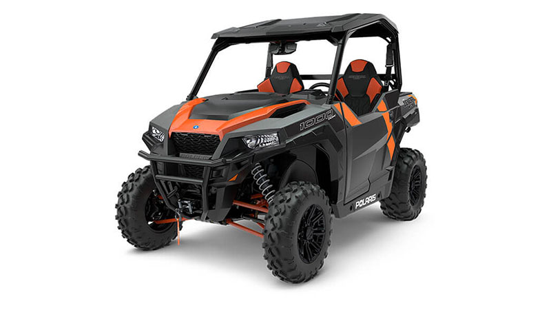 2018 Polaris General 1000 EPS Deluxe in Lowell, North Carolina