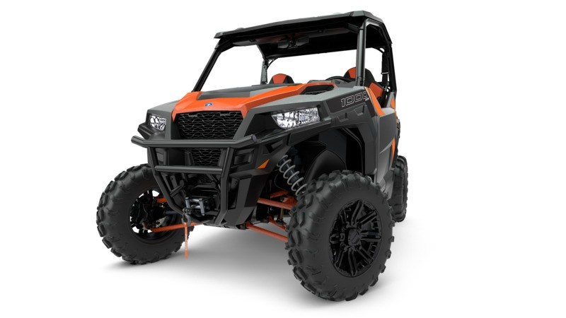 2018 Polaris General 1000 EPS Deluxe in Jones, Oklahoma