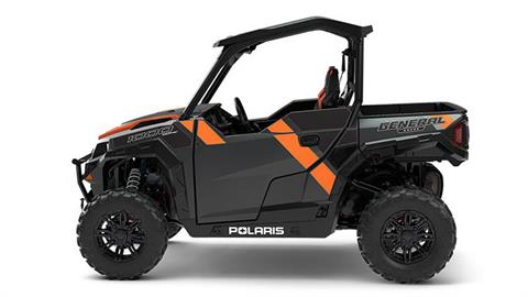2018 Polaris General 1000 EPS Deluxe in Eagle Bend, Minnesota