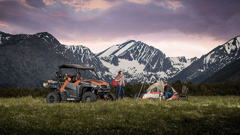 2018 Polaris General 1000 EPS Deluxe in Redding, California