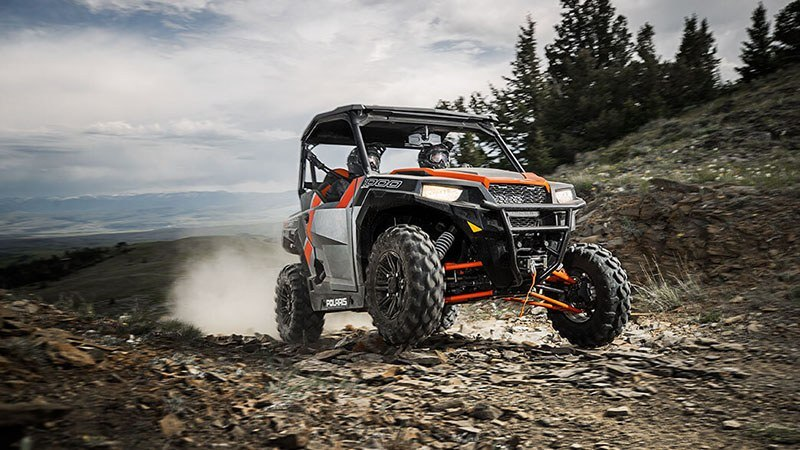 2018 Polaris General 1000 EPS Deluxe in Olean, New York - Photo 6