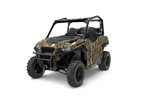 2018 Polaris General 1000 EPS Hunter Edition in Philadelphia, Pennsylvania
