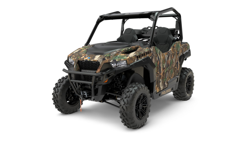 2018 Polaris General 1000 EPS Hunter Edition in Lancaster, South Carolina