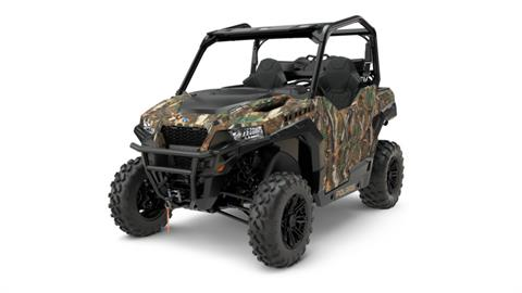 2018 Polaris General 1000 EPS Hunter Edition in Auburn, California
