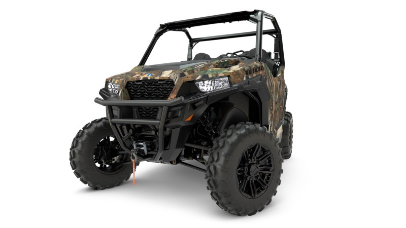 2018 Polaris General 1000 EPS Hunter Edition in Prosperity, Pennsylvania
