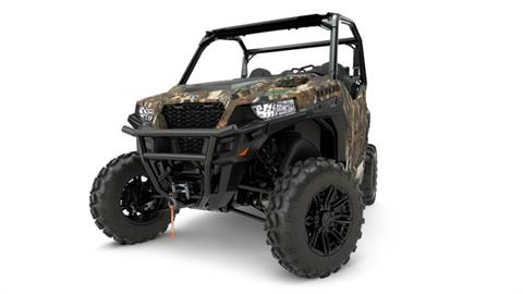 2018 Polaris General 1000 EPS Hunter Edition in Stillwater, Oklahoma